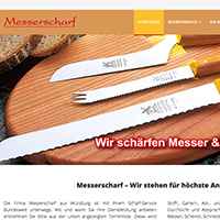 Messerscharf